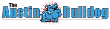 The Austin Bulldog logo